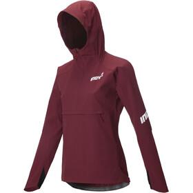 inov-8 Softshell - Chaqueta Running Mujer - rojo